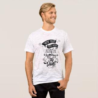 Año Nuevo - nuevo comienzo Camiseta