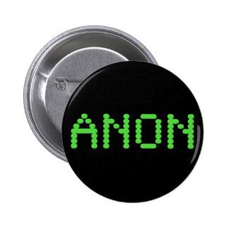 Anon preservar la libertad del Internet Pin