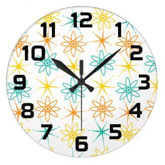 Años 50 hábiles - átomos y reloj de las estrellas