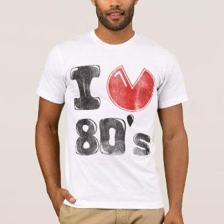años 80 apenados camiseta