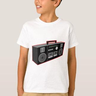 años 80 Boombox Camiseta