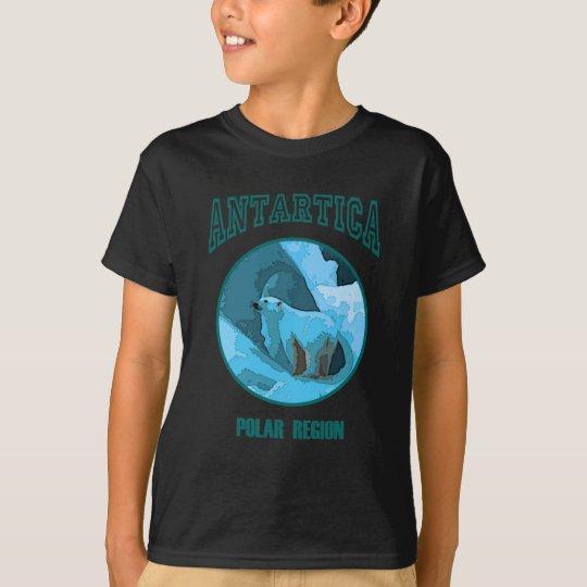 Antartica Camiseta