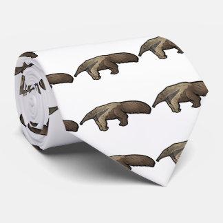 Anteater gigante corbata personalizada