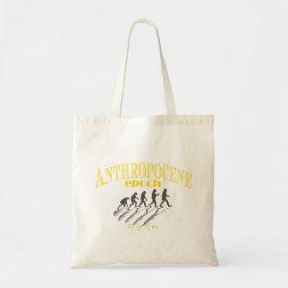 Anthropocene - la edad del hombre bolso de tela