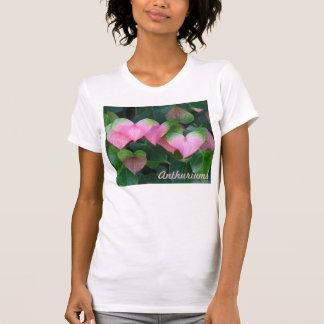 Anthurium de Obake Camisetas