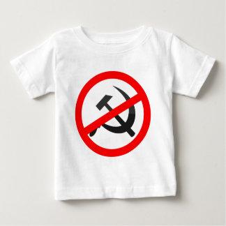 Anti-Comunismo Camiseta De Bebé