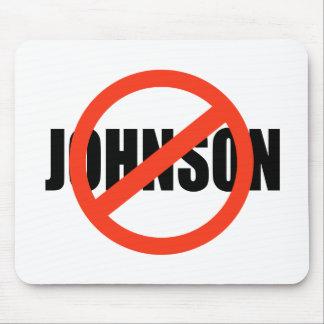 ANTI-JOHNSON TAPETE DE RATON