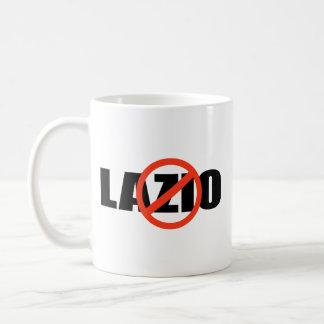 ANTI-LAZIO TAZA DE CAFÉ