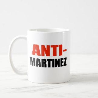 ANTI-MARTINEZ TAZA DE CAFÉ