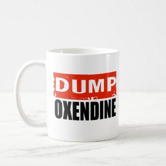 ANTI-OXENDINE TAZA DE CAFÉ