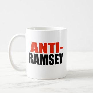 ANTI-RAMSEY TAZAS DE CAFÉ