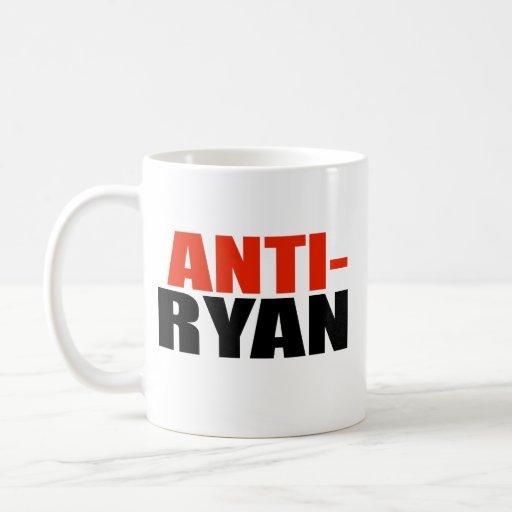 ANTI-RYAN TAZA DE CAFÉ