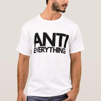 Anti todo camiseta