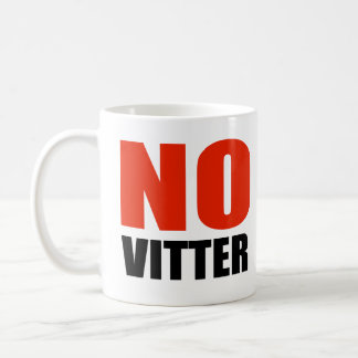ANTI-VITTER TAZAS DE CAFÉ