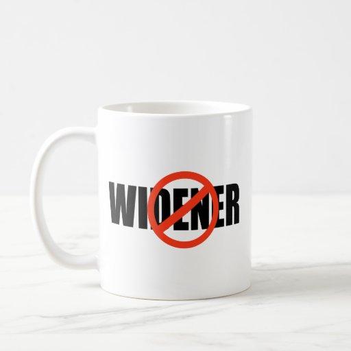 ANTI-WIDENER TAZA DE CAFÉ