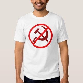 anticomunista camisetas