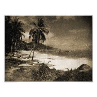 Antigüedad de Playa Los Caballos Foto