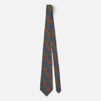 Antiguo abstracto corbata