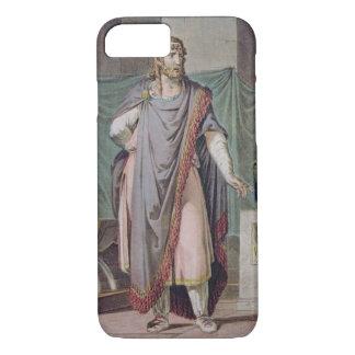 "Antiochus, traje para ""Berenice"" por Jean Racine, Funda iPhone 7"