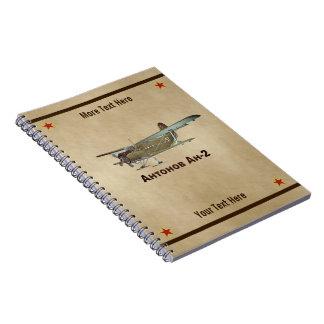 Antonov An-2 Cuaderno
