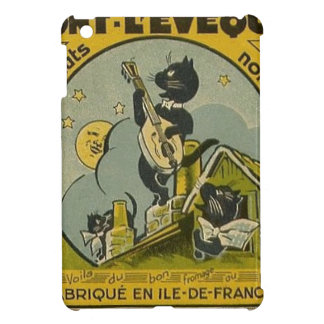 Anuncio del francés del vintage