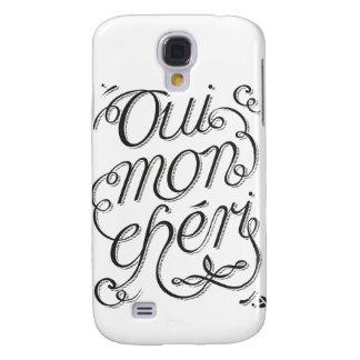 ANUNCIO Oui lunes Cheri Funda Para Samsung Galaxy S4