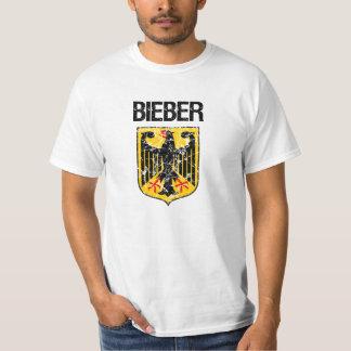 Apellido de Bieber Camisetas