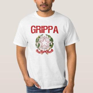 Apellido del italiano de Grippa Camiseta