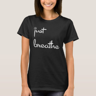 APENAS camiseta gráfica del ~ de BREATHE_OM