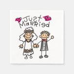 Apenas novio casado de la novia