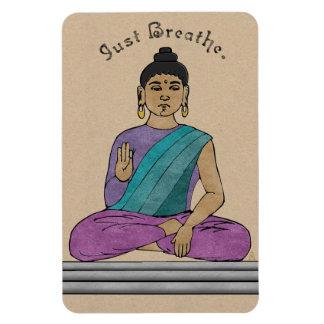 Apenas respire (el imán flexible)