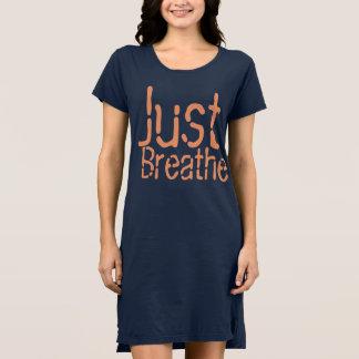 Apenas respire vestido