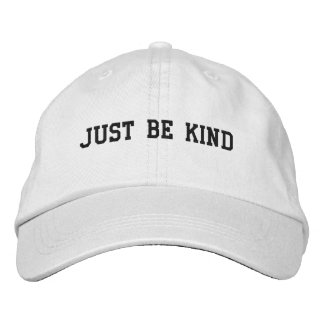 Apenas sea gorra ajustable de la clase gorra de béisbol