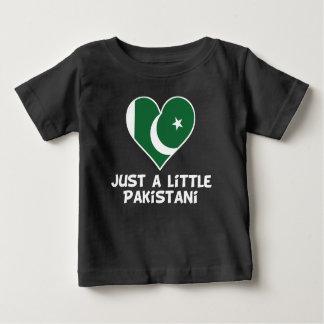 Apenas un poco paquistaní camiseta de bebé