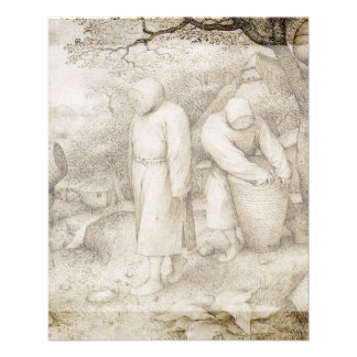 Apicultores de Pieter Bruegel la anciano Tarjetas Informativas