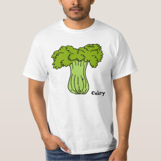 Apio de Bigote Camisetas