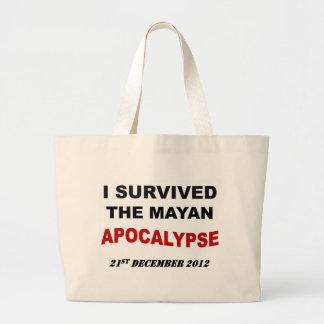 Apocalipsis maya por completo bolsa