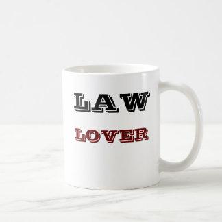 Apodo divertido y grosero para el abogado taza básica blanca