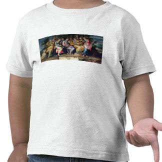 Apolo y las musas, 1600 camisetas