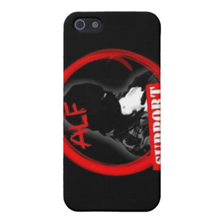 Apoye al ALF iPhone 5 Coberturas