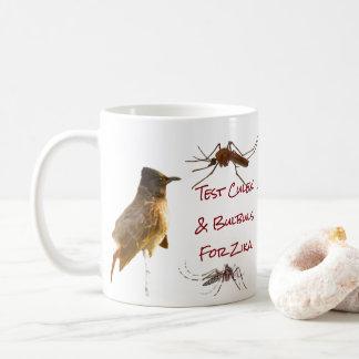 Apoyo a los investigadores éticos de Zika por Taza De Café