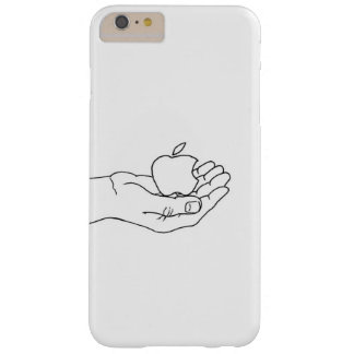 Apple a disposición funda barely there iPhone 6 plus