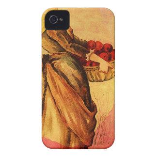 APPLE COSECHA FUNDA PARA iPhone 4 DE Case-Mate