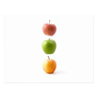 Apple mide el tiempo postal