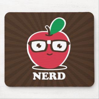Apple Nerdy Mousepad Alfombrillas De Raton