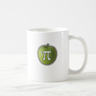 Apple pi taza de café