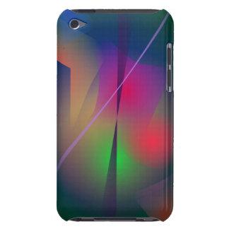 Apple que cae en el viento iPod Case-Mate carcasas