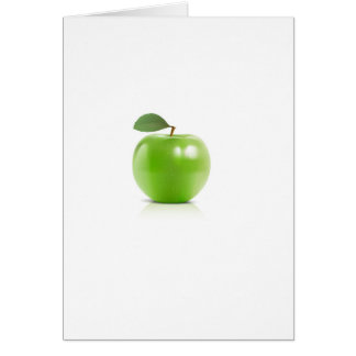Apple Tarjeta De Felicitación