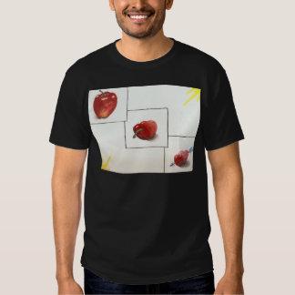 Apple y transformación de los corazones camisas