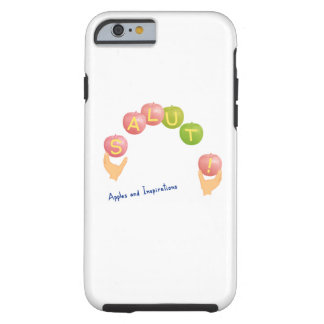 Apples and Inspirations Funda Resistente iPhone 6